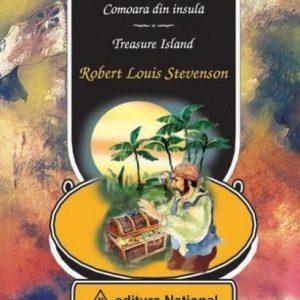 Comoara din insulă - Ediţie bilingvă (română - engleză)
