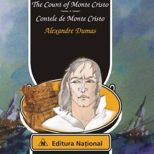 Contele de Monte Cristo - Ediţie bilingvă (română - engleză)