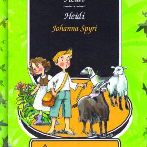 Heidi - Ediţie bilingvă (română - engleză)