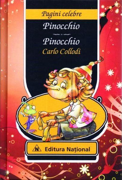 Pinocchio - Ediţie bilingvă (română - engleză)