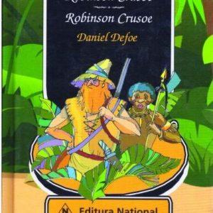 Robinson Crusoe - Ediţie bilingvă (română - engleză)